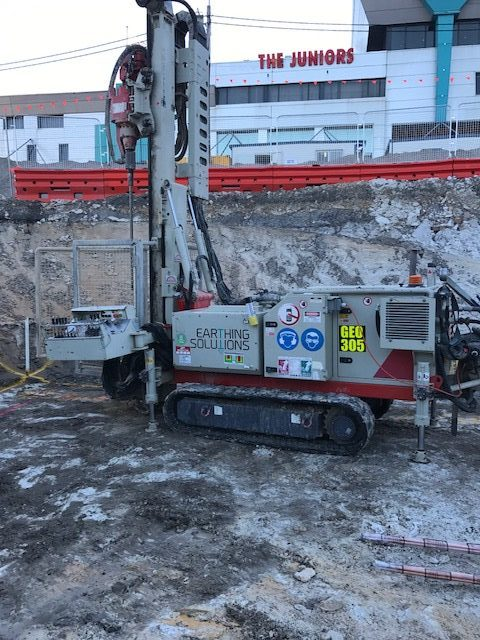 Installing earthing and bonding Anzac Parade Light Rail Traction Substation