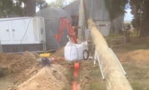 Endeavour Energy 12 Pole Substation Upgrade Bathurst