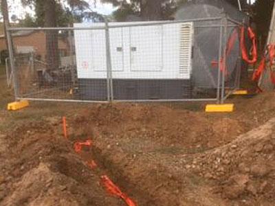 endeavour energy substation upgrades bathurst area
