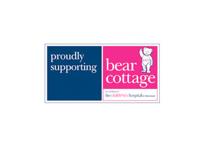 bear cottage supporter logo