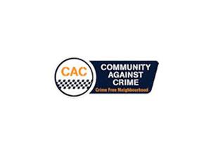 community against crime charity logo