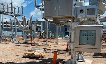 Roberts Road Zone Substation