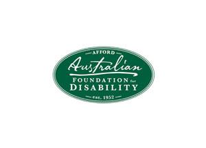 afford australian foundation for disability logo