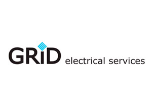 grid electrical services logo