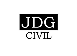 JDG Civil logo