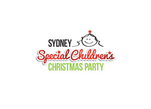 sydney special childrens christmas party charity logo