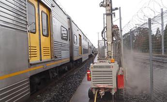 substation earthing blacktown rail