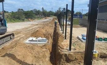Substation earthing & testing